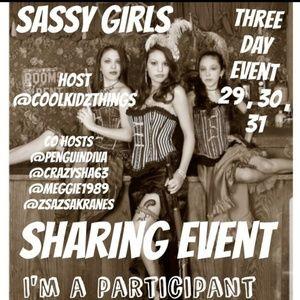 Sassy Girls Participant!